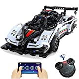 Build Your Own RC Car Kit for Kids, 457pcs Stem Building Sets for Boys and Girls 8-12, STEM Remote Control Car Building Kit, Birthday Gift Toy for 8, 9, 10, 11, and 12 Year Old Boys and Girls