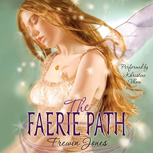 The Faerie Path audiobook cover art