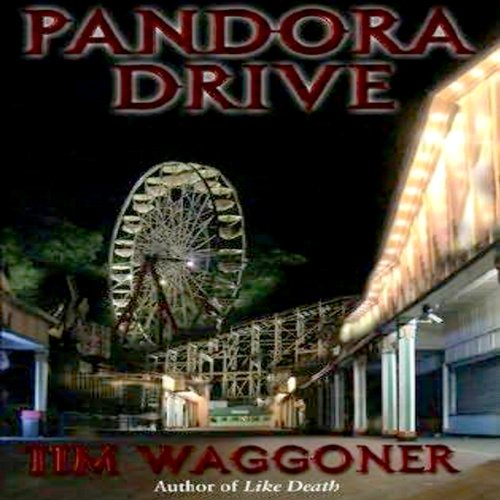 Pandora Drive audiobook cover art