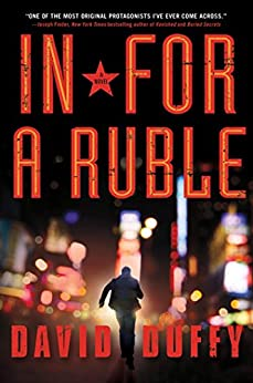 In for a Ruble (The Turbo Vlost Thrillers Book 2) by [David Duffy]