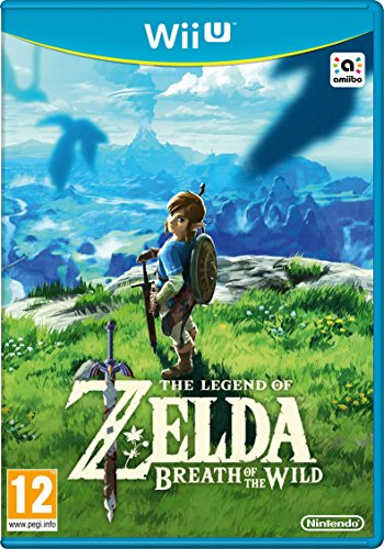 The Legend of Zelda: Breath of the Wild - Nintendo Wii U