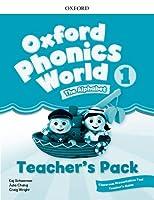 Oxford Phonics World: Level 1: Teacher's Pack with Classroom Presentation Tool 1