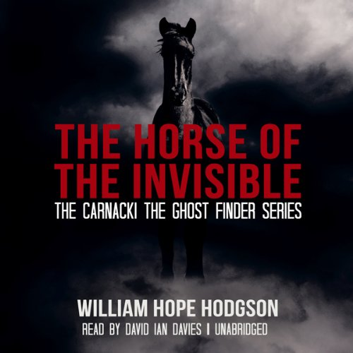 The Horse of the Invisible  Audiolibri