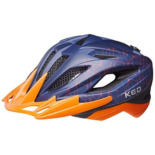 KED Street Junior MIPS - Casco para bicicleta (53-58 cm, incluye cinta...