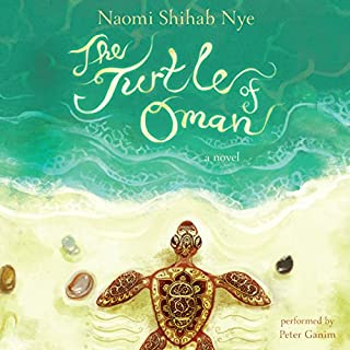 The Turtle of Oman audiobook cover art