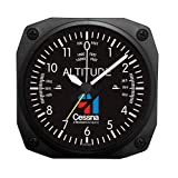 (トリンテック) Trintec 【計器パネル】 CESSNA ALTIMETER (セスナ 高度計) 目覚まし時計 置時計 CES-DM60