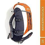 MONTIS SPEED 28 Unisex Trekking-Rucksack, Wander-Rucksack & Reise-Rucksack in einem, ermöglicht...
