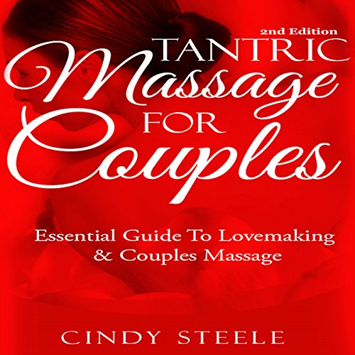Tantric Massage for Couples audiobook cover art