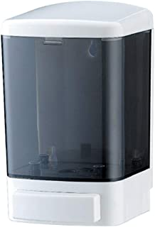 WAYDA Soap Dispenser Wall Mount 32oz Manual Hand Shampoo Shower Gel Soap Conditioner for Bathroom Kitchen and School