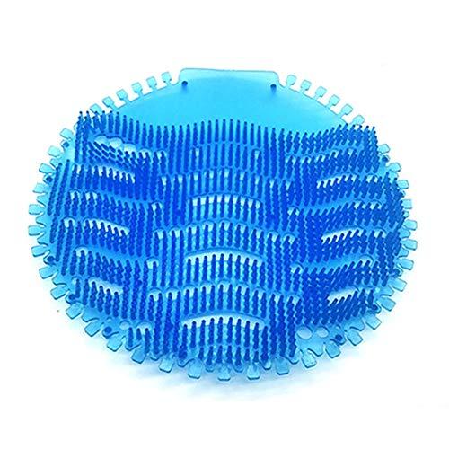 10 almohadillas de plástico para orina, fragancia urinaria, almohadilla limpia aromática para orina, desodorante para hombres, inodoros de orina, tabletas de limpieza fragantes(azul)