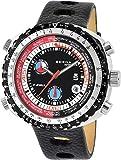SORNA(ソルナ) 自動巻き腕時計(手巻き機能あり) T21707-BLACK 復刻モデル ブラック [並行輸入品]