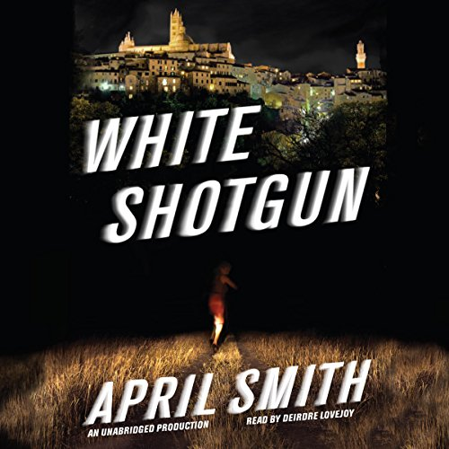 White Shotgun audiobook cover art