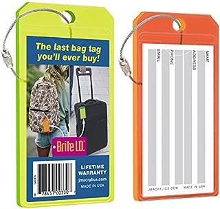 Best orange luggage tag Reviews