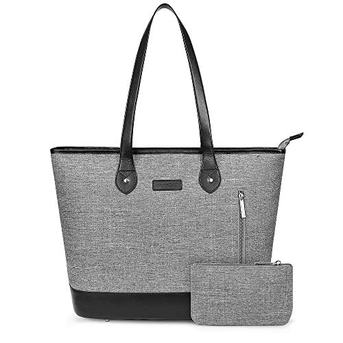 UtoteBag Women 15.6 Inch Laptop Tote Bag Notebook Shoulder...