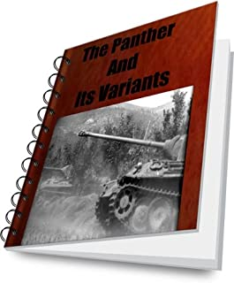 Panther And Its Variants (Military Vehicles Book 1)