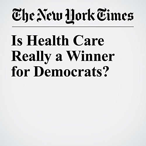 Is Health Care Really a Winner for Democrats? copertina