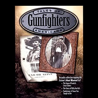 Gunfighters audiobook cover art