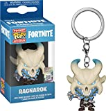 Funko- Keychain Pocket Pop Fortnite Ragnarok Figura Coleccionable, Multicolor (36977)