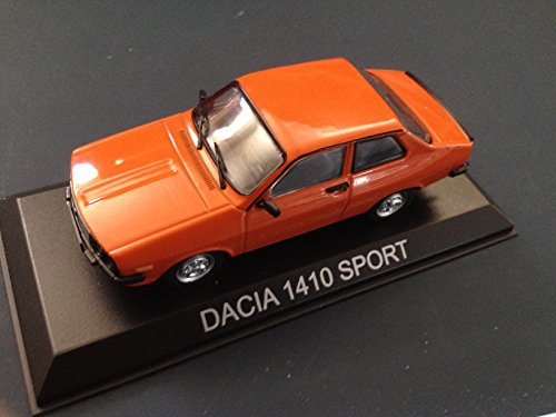 Générique 1:43 East Car : Dacia 1410 Sport IDEM Renault 12 R12 1/43 IXO Legendary Car B26