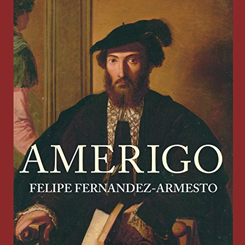 Amerigo cover art