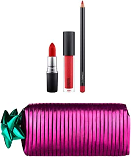 M.A.C. Shiny Pretty Things Goody Bag Red Lips Limited Edition