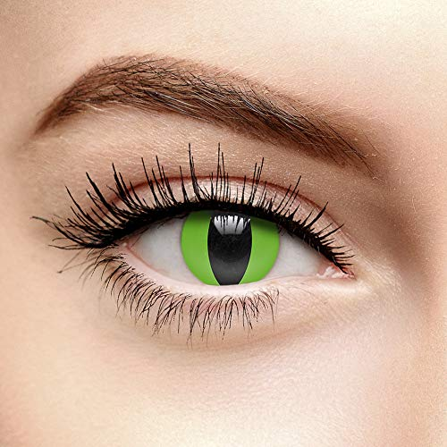 Chromaview Kobra Farbige Kontaktlinsen Ohne Stärke (30 Tage)