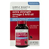 Member's Mark Extra Strength Omega-3 Krill Oil (160 ct.)
