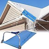 Snow Rakes Roof Telescoping,LianLe Rooftop Adjustable Extendable Handle Snow Rake Removal Tool
