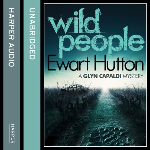 Wild People audiobook cover art