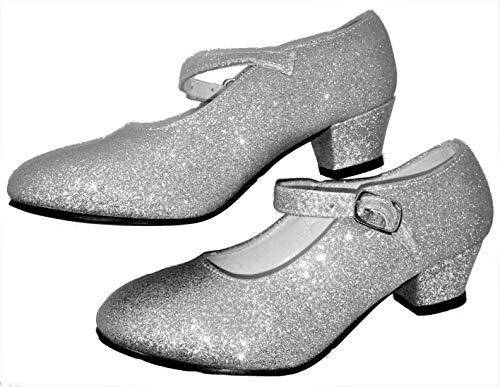 Cr Zapatos para Sevillana o para Disfraces Tipo Frozen. (22)