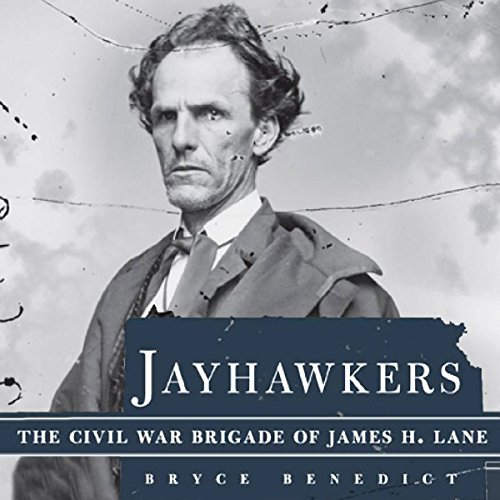 Jayhawkers audiobook cover art