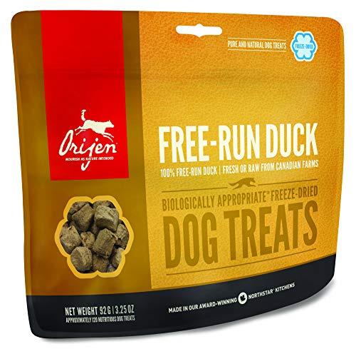 Orijen Dog Treat Freeze Dried - Free-Run Duck (ca. 120 Stück)