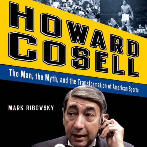 Howard Cosell audiobook cover art