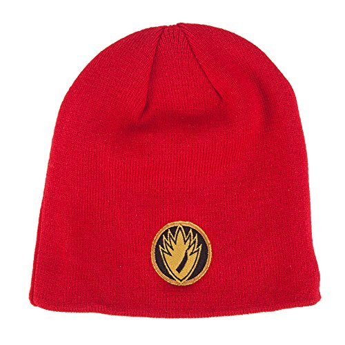 Guardians Of The Galaxy Symbol Knit Beanie Cap