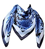 tessago foulard poly dis 62861 var 5 blu made in italy