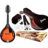 Ibanez IJM5 Mandolin Pack