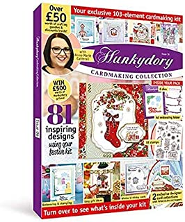 Hunkydory Cardmaking Collection Magazine & Kit # 6 | A Paper Wishes Exclusive!