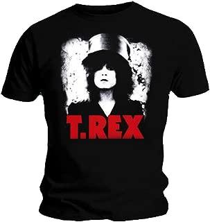 Men's Official T-Shirt T Rex Marc Bolan The Slider Album Cover