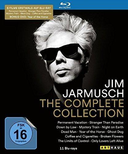 Jim Jarmusch Collection - 12-Disc Box Set ( Permanent Vacation / Stranger Than Paradise / Down by Law / Mystery Train / Night on Earth / Dea [ Origen Alemán, Ningun Idioma Espanol ] (Blu-Ray)