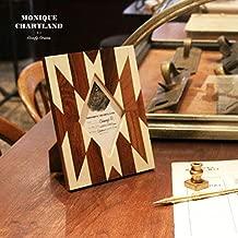 Goody Grams/PHOTO FRAME CHIMAYO G 木製 フォトフレーム 写真立て アンティーク 木製 おしゃれ 壁掛け 葉書 ハガキ 卓上
