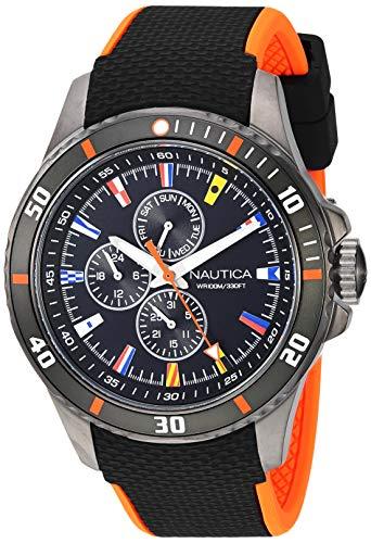 Nautica Lässige Uhr NAPFRB017