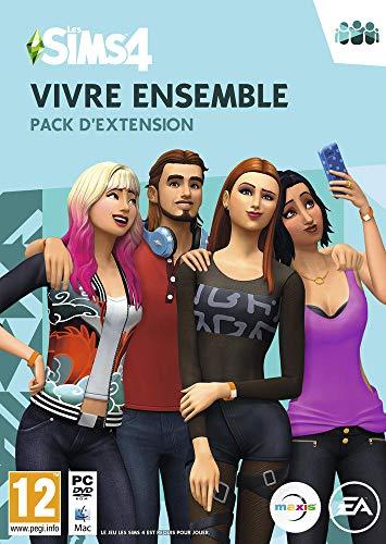 De Sims 4: Beleef het Samen - PC - Add-On PC DVD