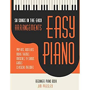 50 Songs In The Easy Arrangements