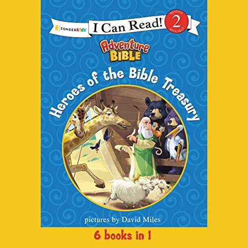 Heroes of the Bible Treasury audiobook cover art