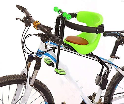 Mr.T Asiento de la Bicicleta del niño Asiento MTB Niño Frente recinto...