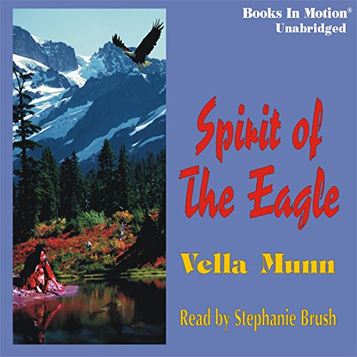 Spirit of the Eagle audiobook cover art