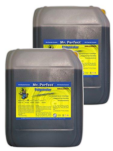 Mr. Perfect Felgenstar - Limpiador de llantas (5 L)