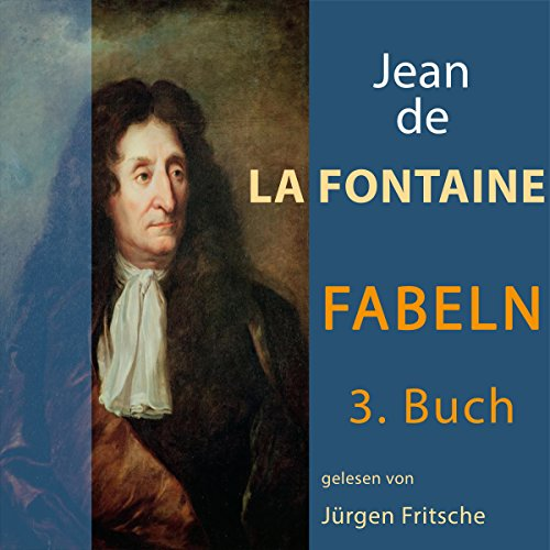 Fabeln von Jean de La Fontaine 3 audiobook cover art