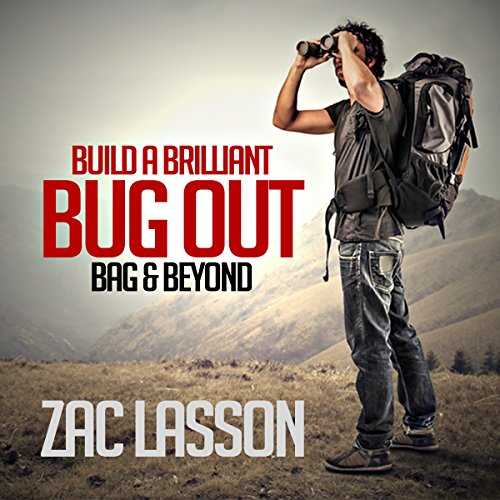 Build a Brilliant Bug-out Bag and Beyond! audiobook cover art
