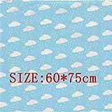 OMUSAKA Materassini fasciatoio per Bambini Fasciatoio Portatile Pieghevole Lavabile Impermeabile Facile da Pulire Materassi da Gioco per Bambini